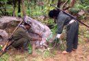 जंगल में जोरों से चल रहा है एंटी नक्सल अभियान महज दो हफ्ते में दर्जनभर नक्सली मारे गए और दो दर्जन से ज्यादा सरेंडर
