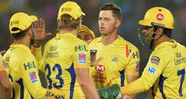 IPL 2019: इस सत्र में प्लेऑफ में पहुंचने वाली पहली टीम बनी चेन्नई सुपर किंग्स