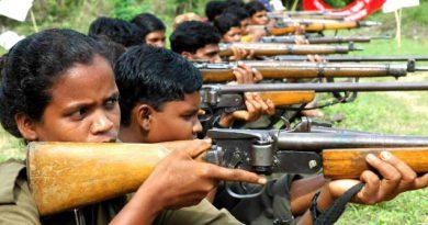 नक्सलियों ने जनआदालत लगाकर 4 ग्रामीणों को मौत के घाट उतारा