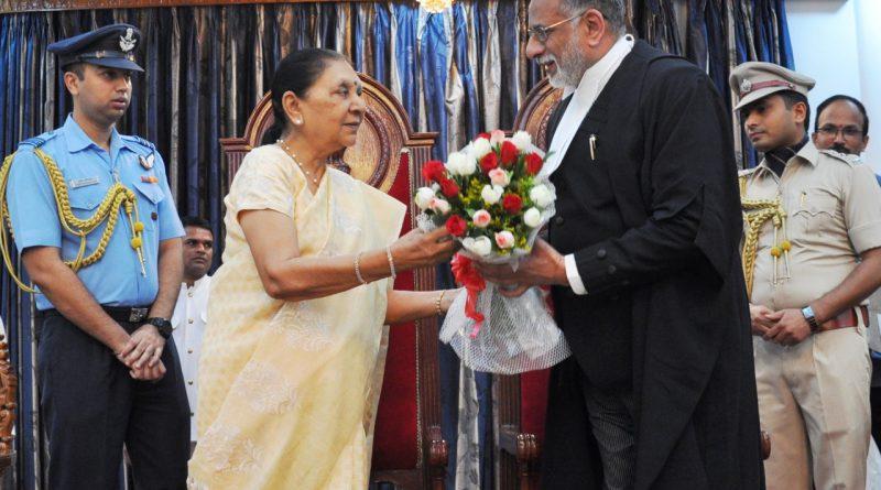 न्यायाधिपति पीआर रामचंद्र मेनन ने छत्तीसगढ़ के मुख्य न्यायाधीश पद की शपथ ली, राज्यपाल श्रीमती पटेल ने दिलाई शपथ