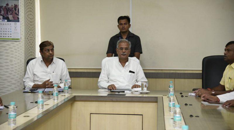 एनएमडीसी निक्षेप क्रमांक-13 में पेड़ों की कटाई की जांच करेगी तीन सदस्यीय समिति