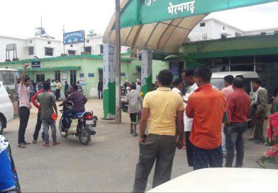 बीजापुर में पुलिस-नक्सली मुठभेड़… मुठभेड़ में एक जवान शहीद…सिविलियन भी मारा गया…