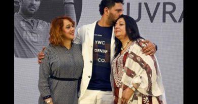 युवराज सिंह ने क्रिकेट से लिया सन्यास, कहा कुछ ऐसा, मां की आंखों से छलकने लगे आंसू…