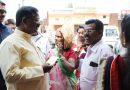 खाद्य मंत्री अमरजीत भगत ने मोवा सामुदायिक केन्द्र पहुंच राशनकार्ड नवीनीकरण कार्य का लिया जायजा