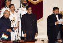 बोबडे ने ली देश के नए चीफ जस्टिस की शपथ, भारत के 47वें मुख्य न्यायाधीश बने