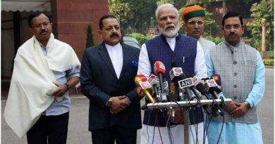 प्रधानमंत्री ने कहा सरकार संसद में सभी मुद्दों पर चर्चा करने के लिए तैयार है