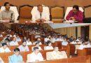 पीडब्लूडी मंत्री ताम्रध्वज साहू ने 10 दिसंबर तक सड़कों के गड्ढा भरने के निर्देश दिए