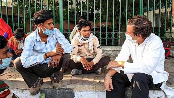 श्रमिकों संग बातचीत की डॉक्यूमेंट्री रिलीज कर बोले राहुल गांधी- कोरोना ने मजदूरों को दिया दर्द